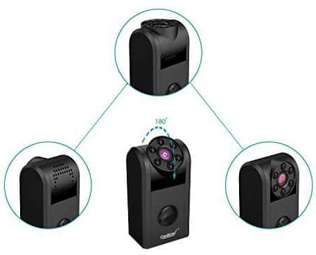 41jateL1YrL e1521100887404 - Which Are The Best Spy Cams of 2018