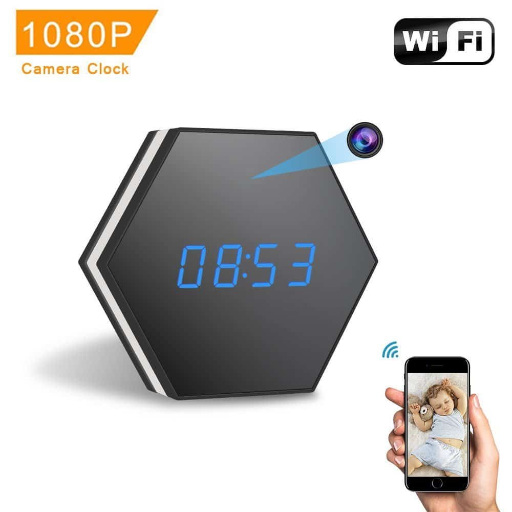 Wifi Smart Mirror Clock From Enklov