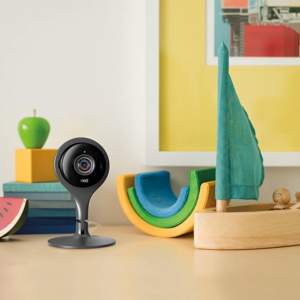 Nest Security Camera From Nest, For Indoor Use