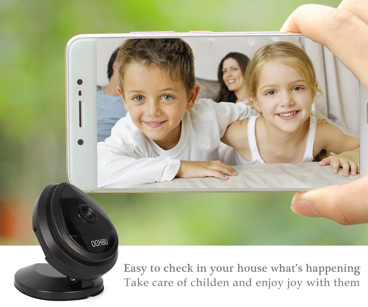 Home Wifi Wireless IP Camera, Wireless Security Camera From Uokoo