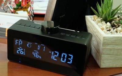Best Hidden Camera Clocks Compared And Reviewed