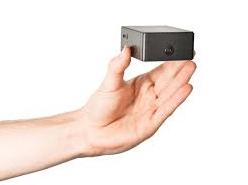Standalone hidden camera