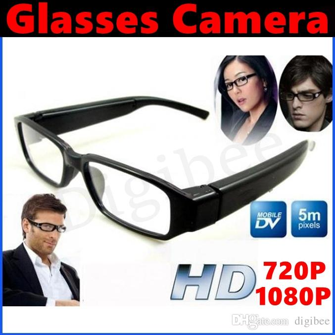 Spy Hidden Camera Eyeglasses