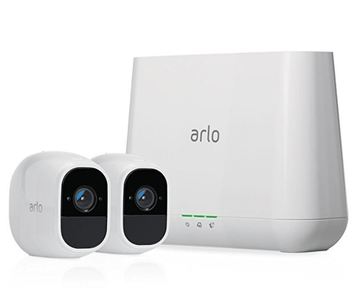 NETGEAR Arlo Wireless Security