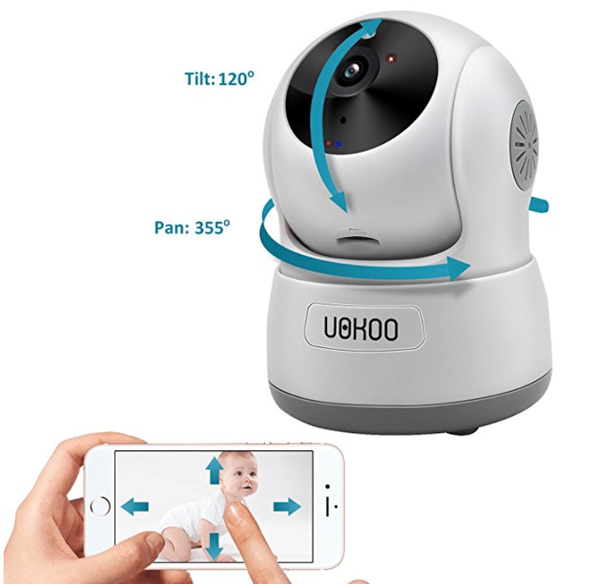 UOKOO Wireless Surveillance Camera