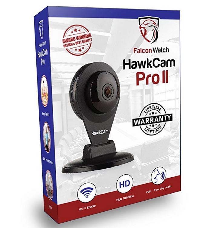 Falcon Watch® HawkCam Pro