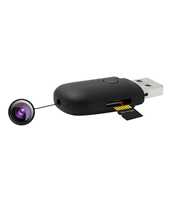 Tangmi 16G Spy Camera