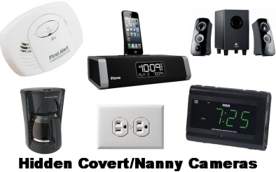 Nanny Cameras - Install Surveillance Cameras To Increase The Security Of Your Property