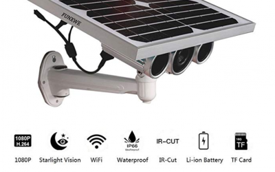 Best solar powered security cameras in 2018