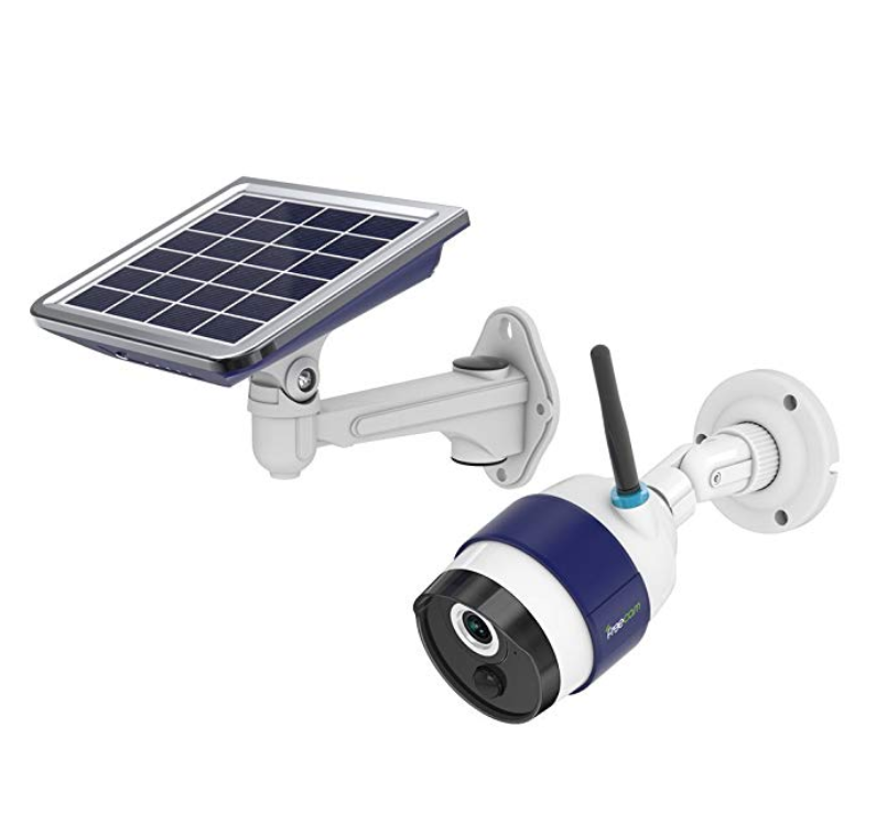 Best Solar Powered Security Cameras Norco Alarms
